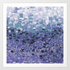 :: Purple Cow Compote :: Art Print