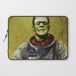 Monsters In History-Space Race Laptop Sleeve