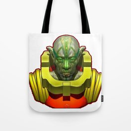 Space Odity Tote Bag
