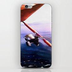 It's Reel - Gone Fishing iPhone & iPod Skin