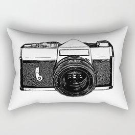 Camera Pop Rectangular Pillow