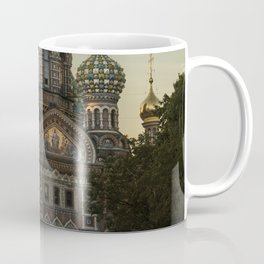 Church of the Savior on Blood Coffee Mug