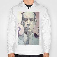 lovecraft Hoodies featuring LOVECRAFT by Germania Marquez