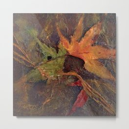 When Autumn Comes... Metal Print