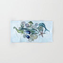 Atlantis Underwater World Hand & Bath Towel