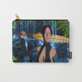 Amazonian Warrior Carry-All Pouch