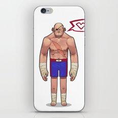 SAGAT iPhone & iPod Skin