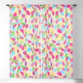 01 Loose Confetti Blackout Curtain