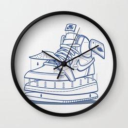 Jodan 1 Poster Wall Clock