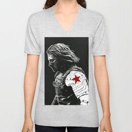 Winter Soldier Unisex V-Neck