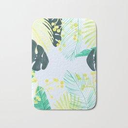 Acid leaf Bath Mat