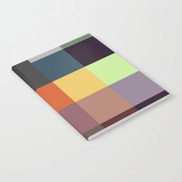 Pixel Patchwork Kappa Notebook