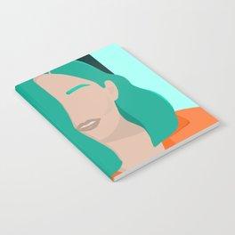 Hint of Mint Notebook