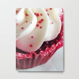 'Cos....Cupcakes Metal Print
