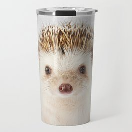 Hedgehog - Colorful Travel Mug
