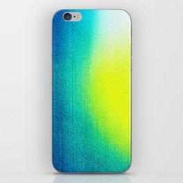 BLUR / paradise iPhone Skin