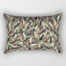 Camouphallic Rectangular Pillow
