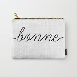 Bonne Nuit (1 of 2) Carry-All Pouch