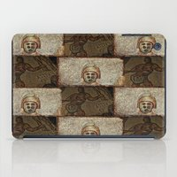 gladiator iPad Cases featuring Gladiator II by Alec Bancher