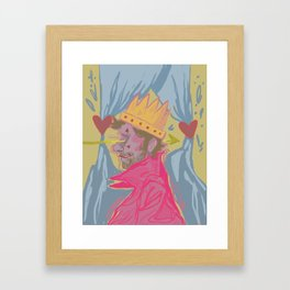 The Fool- Charlie Kelly Framed Art Print
