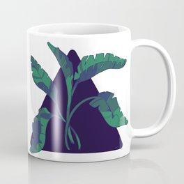 Palmas de Turquesa (Turquoise Palms) Coffee Mug