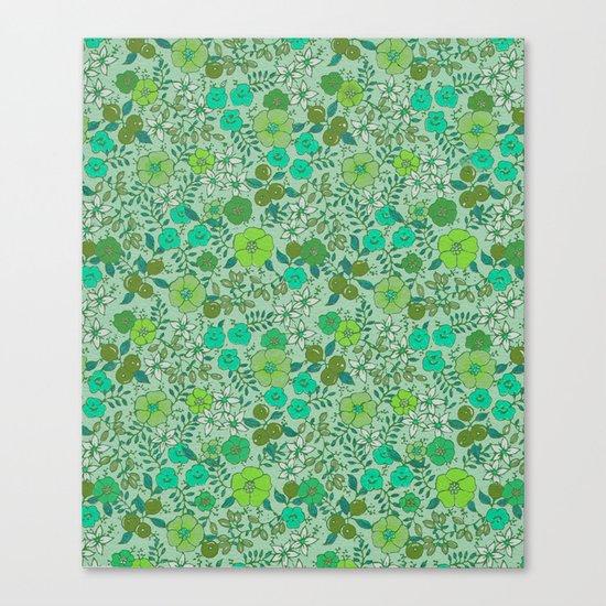 Floral2 Canvas Print