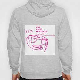 Snooze Button Hoody