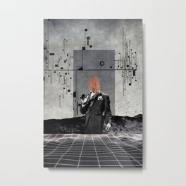 Disowned Metal Print