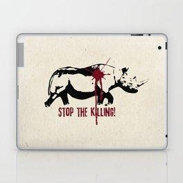 Stop the Killing! Laptop & iPad Skin