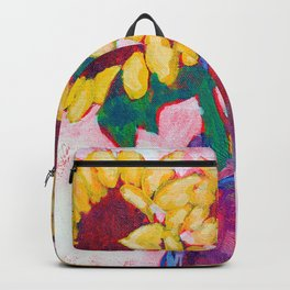 Sunflowers Backpack