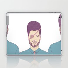 Captain Andrew Laptop & iPad Skin