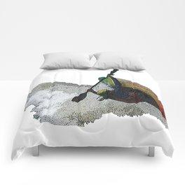 Kayak Decent Comforters