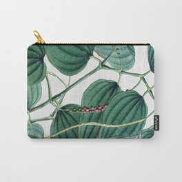 Green leaves I Carry-All Pouch
