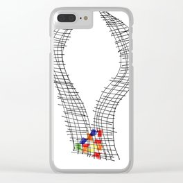 Game 8 Clear iPhone Case