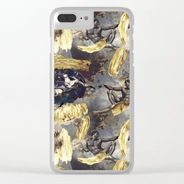 Sistine Chapel Clear iPhone Case