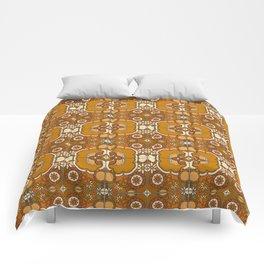 Seventies Stoned Dreamer Comforters