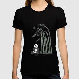 Relaxed panda T-shirt