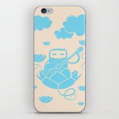 Lotus&Guitar iPhone & iPod Skin