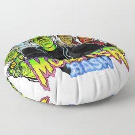 Monster Bash Floor Pillow