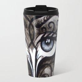 Eyes of Color Travel Mug