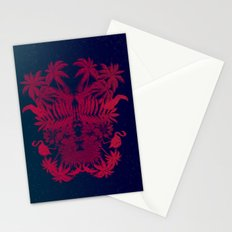 Tropical Rorschach Stationery Cards