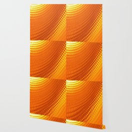 bubbling strings Wallpaper