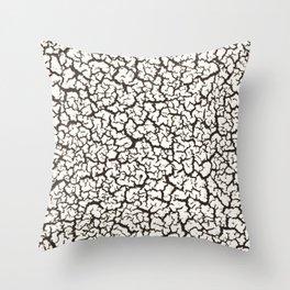Crack Heaven Throw Pillow