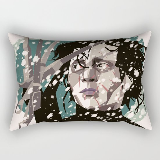 Handy man Rectangular Pillow