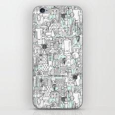 kitchen town iPhone & iPod Skin