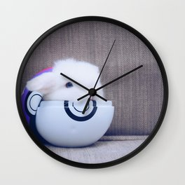 Pokebun #002 Wall Clock