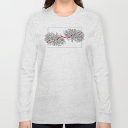 Fil rouge Long Sleeve T-shirt