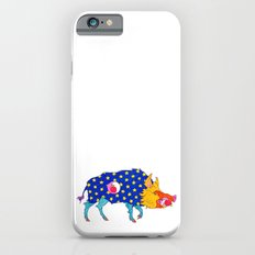 Fashion Animals, Spring 2014 Collection: Porc Sauvage Patriotique iPhone 6s Slim Case