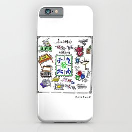 How to make Mahjong? iPhone Case