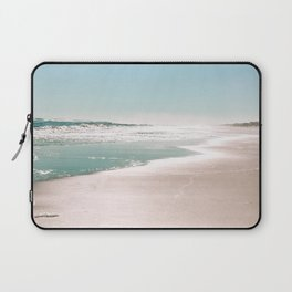 A Beautiful Beach - Outer Banks of North Carolina - Photography Laptop Sleeve